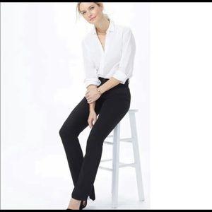 NYDJ Black Marilyn Jeans size 14
